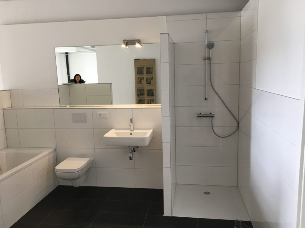 HanseKarree - Dusche
